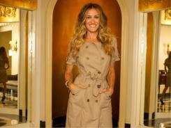 A true city girl:  Sarah Jessica Parker doesn't like to leave her home or family, so she mostly does projects that are filmed in New York or nearby, such as 'I Don't Know How She Does It,' which arrives Friday.
