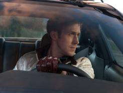 Ryan Gosling plays the enigmatic Driver in the art-house film directed by Danish-born director Nicolas Winding Refn.