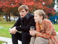 Enoch (Henry Hopper) and Annabel (Mia Wasikowska) are obsessed with death, but for different reasons. She has terminal cancer; his parents were killed in a car wreck.