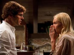 Kill or be killed:  James Marsden and Kate Bosworth face terrible choices when thugs invade their home.