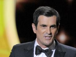 Ty Burrell of Modern Family was among the ABC comedy's multiple winners.