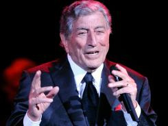 "Aging artfully:  ""I like learning things,"" says singer Tony Bennett, whose 'Duets II' album is out Tuesday. His newest skill: sculpting."