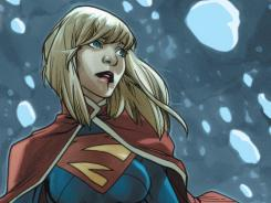 Kara Zor-El crash-lands on Earth and deals with the consequences in Supergirl, written by Michael Green and Mike Johnson.