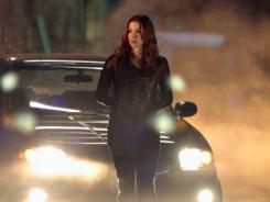 There's no exit off memory lane for Carrie (Poppy Montgomery), a former detective who can recall everything that has happened in her life.