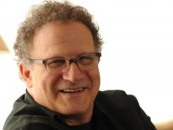 Killing it everywhere:  Albert Brooks is earning critical acclaim for his work in  Drive,  and also for his novel  2030: The Real Story of What Happens in America .
