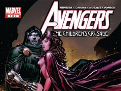The Scarlet Witch has to face past sins in the latest issue of the Marvel Comics miniseries Avengers: The Children's Crusade.