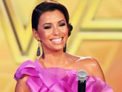 Eva Longoria rose to fame as one of the stars of ABC's 'Desperate Housewives.'