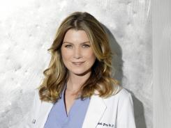 "(Ellen Pompeo) has marriage and career problems on ""Grey's Anatomy."""