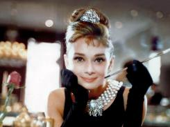 Audrey Hepburn is forever Holly Golightly in 1961's 'Breakfast at Tiffany's.'