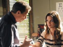 This is going to hurt:  Tim Matheson and Rachel Bilson are medical practitioners in an Alabama town that is missing a doctor. Bilson is new in town, and she might have a hard time fitting in.