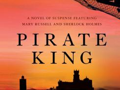 'Pirate King' by Laurie King  will remind you of something by Sir Author Conan Doyle.