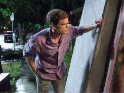 """""""Firing on all cylinders"""":  Golden Globe winner Michael C. Hall says his character, Dexter, gets back to his Season 1 energy."""
