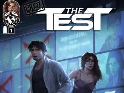 Top Cow's The Test is written by Matt Hawkins, Joshua Hale Fialkov and illustrated by Rahsan Ekedal.