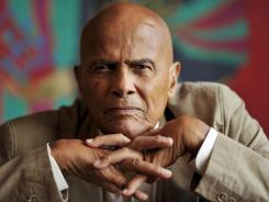 A man of many facets:  Harry Belafonte has written his memoir, 'My Song,' and is the subject of an HBO documentary,  'Sing Your Song.'