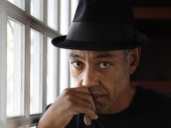 "Character actor Giancarlo Esposito, who has a long list of TV, movie and stage credits, had to tamp down his usual ebullience to play the cold villain Fring on  ""Breaking Bad."""