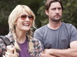 She's trying to get it together, but it's not easy for Amy (Laura Dern), who has issues at work and a druggie ex-husband (Luke Wilson).
