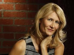 Wrenching role:  Laura Dern plays an executive trying to recover from an emotional breakdown in HBO's  Enlightened.