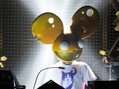 Deadmau5 (aka Joel Zimmerman) has headlined Lollapalooza and is up for three Grammys.