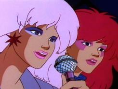 Jem and the Holograms live again in a new DVD box set of the 1980s cartoon series.