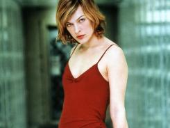 Milla Jovovich has starred in the successful horror film series, 'Resident Evil.'