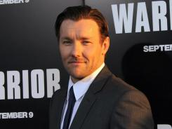 Joel Edgerton is currently filming 'The Great Gatsby' in his native Australia.