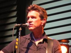 Chris Isaak's Beyond the Sun was recorded at Memphis' Sun Studios, a place Isaak has idolized since childhood.