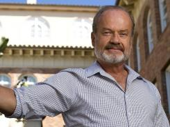 Meet the new boss:  Kelsey Grammer, shown in Santa Monica, spent years doing comedy as Frasier Crane, but he goes to dark places as a Chicago mayor in Starz's   Boss,  debuting Friday.