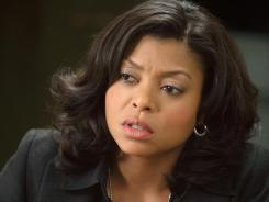 Oscar nominee Taraji P. Henson is on the scene as Detective Carter on 'Person of Interest.'