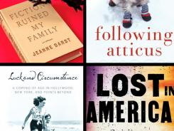 Memoir roundup: Fiction Ruined My Family, Following Atticus, Luck and Circumstance and Lost in America.