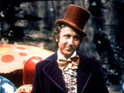 Gene Wilder had the starring role in 1971's 'Willy Wonka and the Chocolate Factory.'