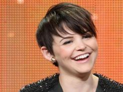 Ginnifer Goodwin, 33,  says she &quot;wasn't planning on going back to television at all,&quot; but she has found a home on ABC's new fairy-tale fantasy.