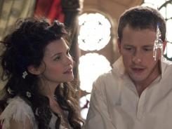 In Storybrooke, Maine, fairy-tale characters are alive. Ginnifer Goodwin stars as Snow White, and Josh Dallas is her Prince Charming.