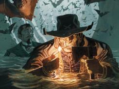 Jonah Hex and Amadeus Arkham continue their search for the Gotham Butcher in All Star Western.