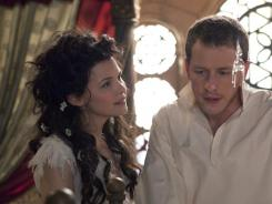 Ginnifer Goodwin and Josh Dallas are part of the cast of 'Once Upon a Time.'