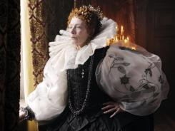 Vanessa Redgrave plays a cold Queen Elizabeth I in 'Anonymous'.