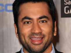 Tale of two cities: Kal Penn says he loves D.C. for its intellectual focus and L.A. for its creative focus.