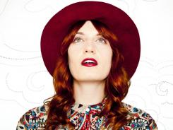 When not performing, Florence Welch, lead singer of British indie band Florence + The Machine, can often be found browsing vintage shops.
