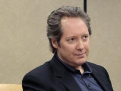 A replacement, then a big promotion:  James Spader's Robert California replaces Steve Carell's Michael Scott in the acting ensemble of NBC's  The Office , but the character has a much bigger role in the series' new season as head of the fictitious Dunder Mifflin paper company.