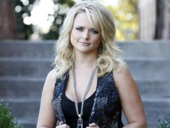 Miranda Lambert releases her fourth album this month.