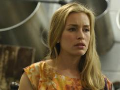 Piper Perabo: A complicated investigation on 'Covert Affairs.'