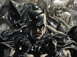 Artist and writer Lee Bermejo puts superhero spin on Charles Dickens' A Chrismas Carol with Batman: Noel.
