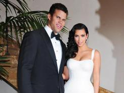 Kim Kardashian and NBA star Kris Humphries were married Aug. 20 in Montecito, Calif.