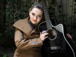 Abigail Breslin sings her way through her latest film, 'Janie Jones.'