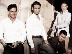 Il Divo, Simon Cowell's quartet of pretty boys with pretty voices, releases its newest album 'Wicked Game' on Tuesday.