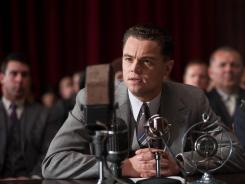 'J. Edgar' delves into the public and personal life of former FBI director J. Edgar Hoover (played by Leonardo DiCaprio).