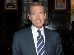 Nielsens: Brian Williams' 'ROCK CENTER' isn't on a roll