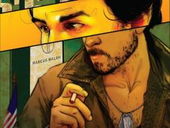"A former Army Ranger ""chameleon"" tries to atone for his past in the Top Cow book Anonymous."