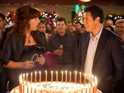 Adam Sandler plays Jack and Jill Sadelstein, twins whose personalities are as different as their appearances are similar.