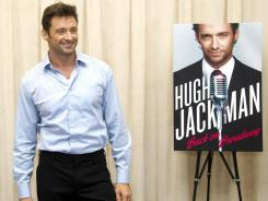Hugh Jackman returns to Broadway for a 10-week stint in his own one-man show.