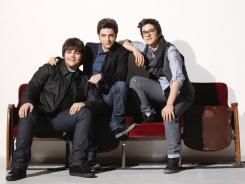 Ignazio Boschetto (17), Gianluca Ginoble (16) and Piero Barone (18) make up Il Volo. The teen tenors are nominated for two awards.